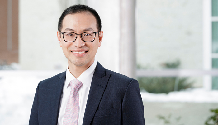 Hsien Seow is using research to encourage innovation in the palliative care health system and improve quality of care.