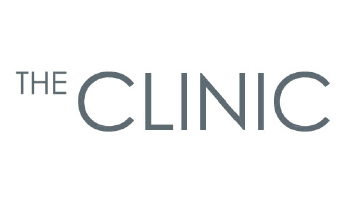 Logo for The Clinic